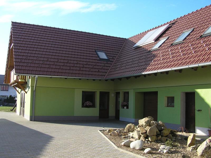 Ubytování Penzion u Tomášů